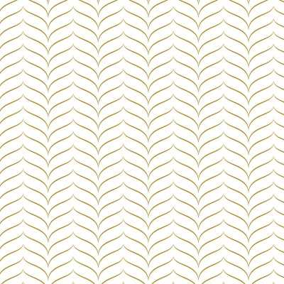 "New York 1920 Removable 5' x 20"" Chevron and Herringbone Wallpaper - Wayfair"