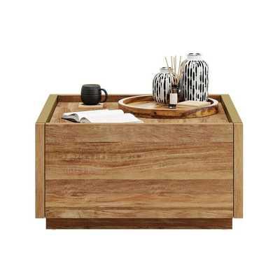 Tylor Coffee Table with Storage - Wayfair