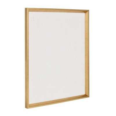 "Calter Fabric Pinboard Memo Board - 27.5""x21.38"" - Home Depot"