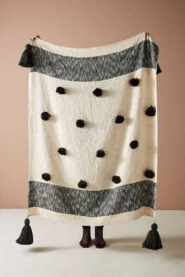 Shape Study Throw Blanket - Anthropologie