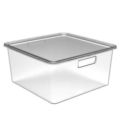 Half Sweater Bin With Lid - Made By Design™ - Target
