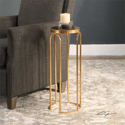 Novalie, Accent Table - Hudsonhill Foundry