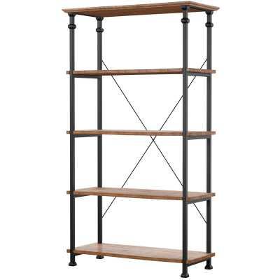 Zona Etagere Bookcase - Wayfair