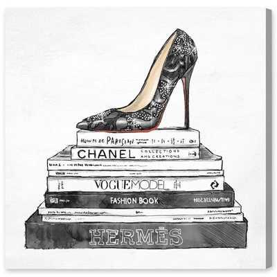 'Fashion Pleasure' Painting Print on Canvas - Wayfair