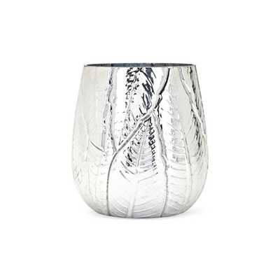 Frost Small Glass Vase - Mercer Collection