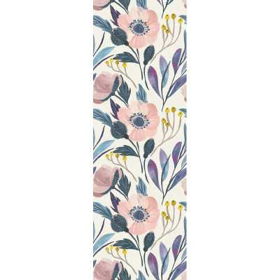 "Miley Removable Nursery Vintage 8.33' L x 100"" W Peel and Stick Wallpaper Roll - Wayfair"