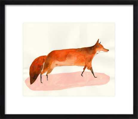 Fox  BY ELIZABETH GRAEBER - Artfully Walls