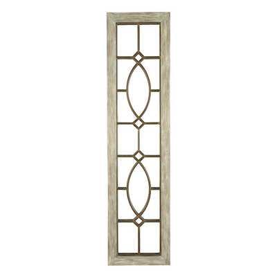 Garden District Leaner Mirror - Ballard Designs