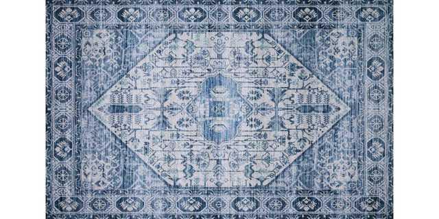 CIE-02 IVORY / DENIM - Loma Threads