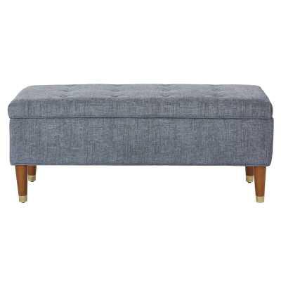 Rizer Upholstered Storage Bench - Wayfair