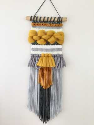 Woven Wall Hanging - Etsy