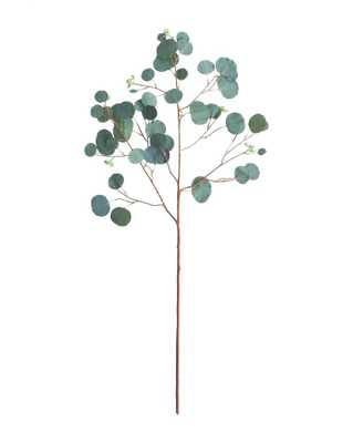 FAUX SEEDED DOLLAR EUCALYPTUS STEM - McGee & Co.