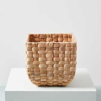 Round Weave Baskets - Natural - West Elm