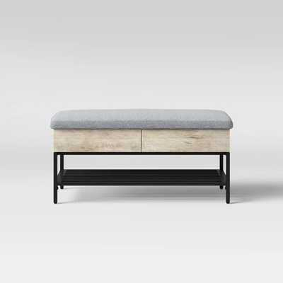 Loring Storage Bench - Project 62 - Target