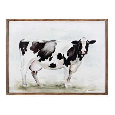 Mildred Cow Wall Decor - Mercer Collection