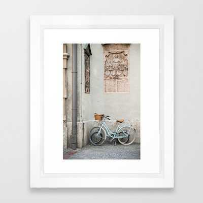 Peterskirche bicycles, Munich - Society6
