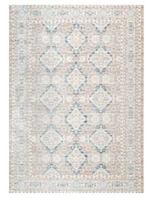 BRONNEN RUG, TAUPE - Lulu and Georgia