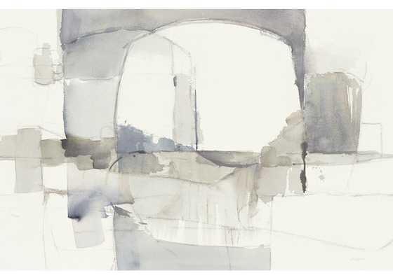'Improvisation I' Painting Print on Canvas - Wayfair