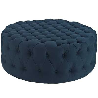 Amour Cocktail Ottoman - Wayfair
