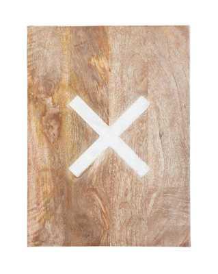MARBLE X CUTTING BOARD - McGee & Co.
