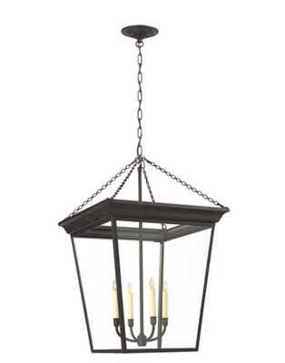 Cornice Large Lantern - Circa Lighting