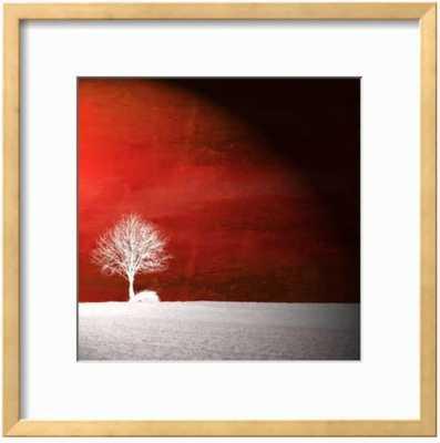 philippe sainte laudy sensation in red - art.com