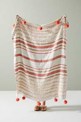 Anthropologie Simone Throw Blanket - Anthropologie