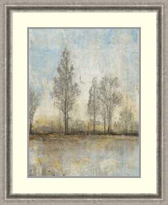 'Quiet Nature II' Framed Print on Wood - Wayfair