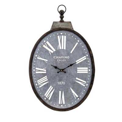 Jacey Wall Clock - Mercer Collection
