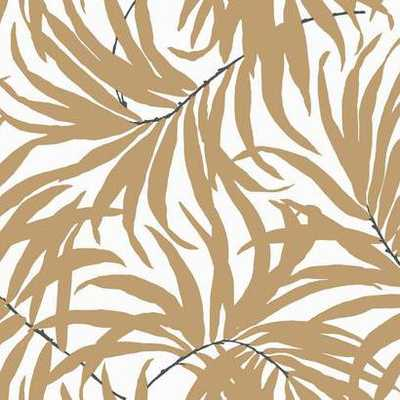 Bali Leaves Wallpaper - York Wallcoverings