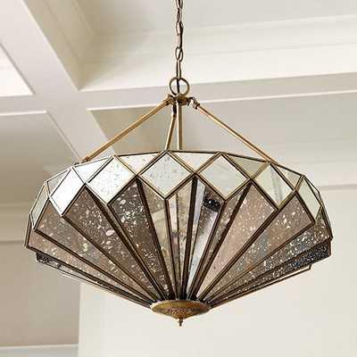 Rose Chandelier - Ballard Designs