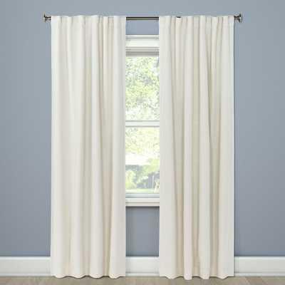 "Aruba Curtain Panels 84""x50"" - Threshold™ - Target"