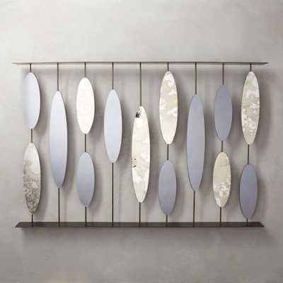 Abbey Mirror Wall Decor - CB2