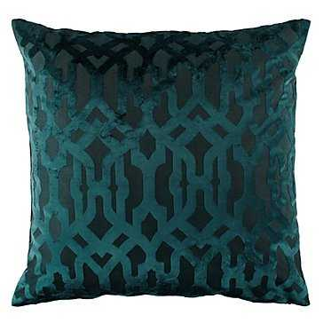"Monaco Pillow 24"" x 24"" - Feather Insert - Z Gallerie"