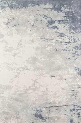 """IL-03 BLUE RUG - 5' x 7'6"""" - Sera Rugs"""