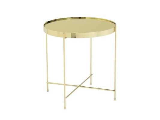 Valentine Side Table GOLD - Apt2B