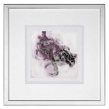 Amethyst Reticulate 1 - Limited Edition - Z Gallerie