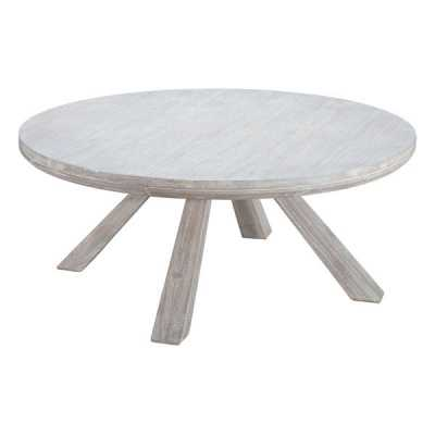 Beaumont Round Coffee Table - Zuri Studios
