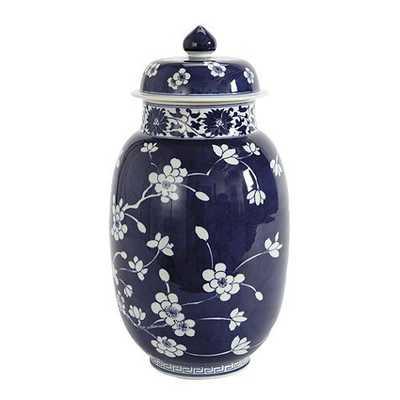 Blue & White Chinoiserie Collection - Lidded - Ballard Designs