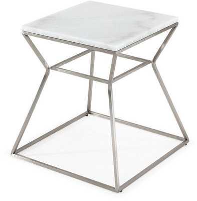 DaniLyla Marble Side Table - Maren Home