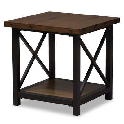HERZEN END TABLE - Lark Interiors