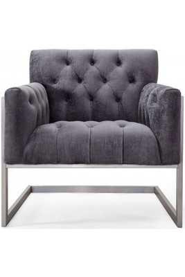 Merritt Morgan Velvet Chair - Maren Home