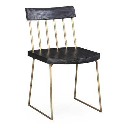 Angelina Pine Chair - Maren Home