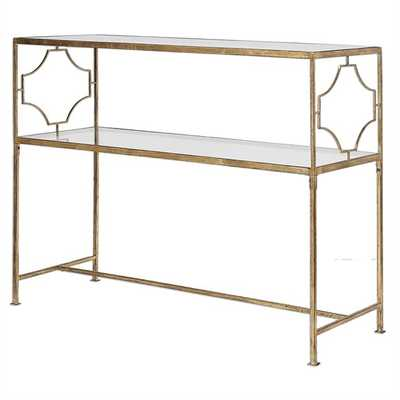 Genell, Console Table - Hudsonhill Foundry