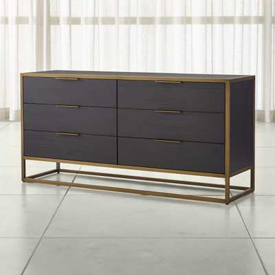 Oxford 6-Drawer Dresser - Crate and Barrel