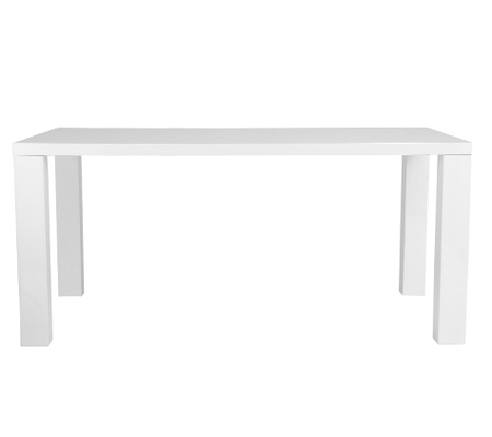 Cloverdale Table WHITE LACQUER - Apt2B