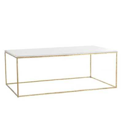 Gold Leaf Collection-Coffee Table - Wisteria