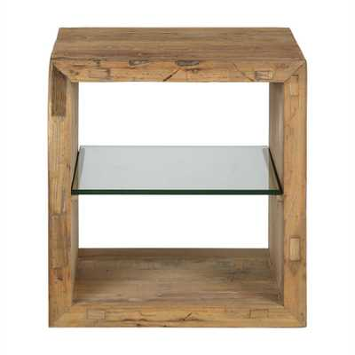 James, Side Table - Hudsonhill Foundry