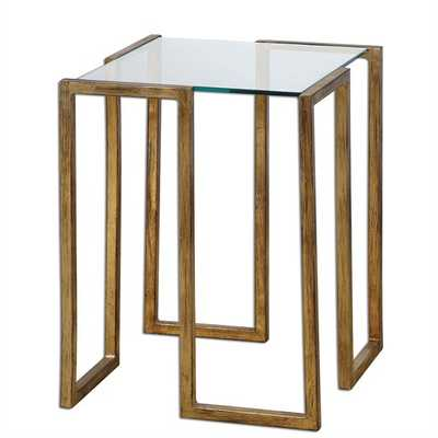 Mirrin, Accent Table - Hudsonhill Foundry