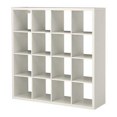KALLAX Shelf unit white white - Ikea